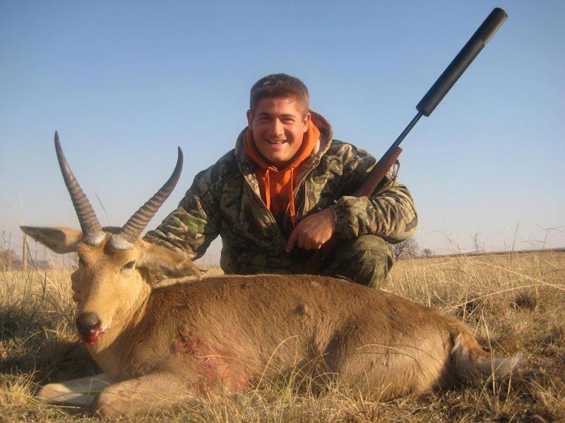 Common Reedbuck Hunting