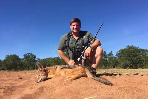 Jackal Hunting