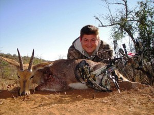 Mountain Reedbuck Hunting