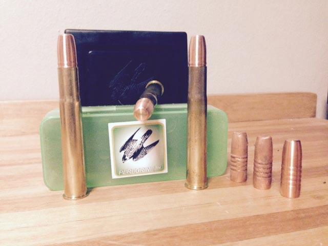 Peregrine Bullets