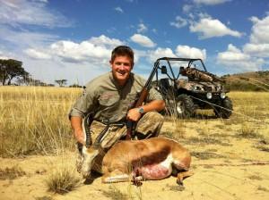 Springbuck Hunting