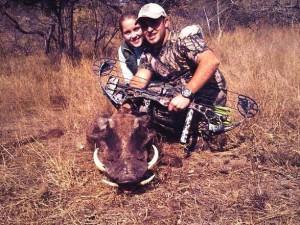 Warthog Hunting