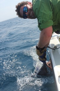 Jono Black marlin