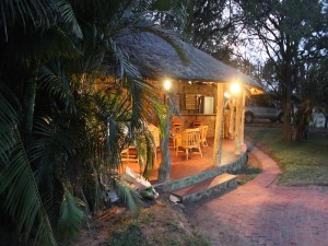 Bushbuck camp bar