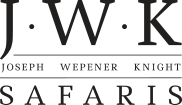 JWK Safaris Logo