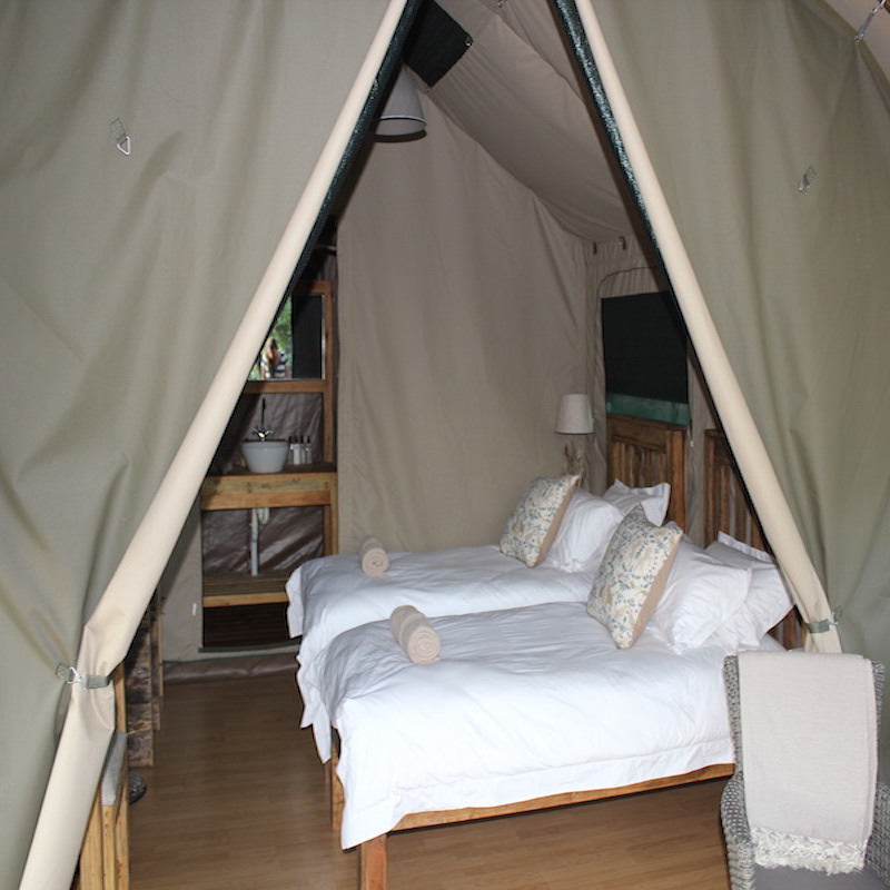 Rukiya tent 1
