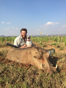 crop raiding warthog with gypsy and jono