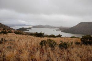 Philippolis Lodge Landscape