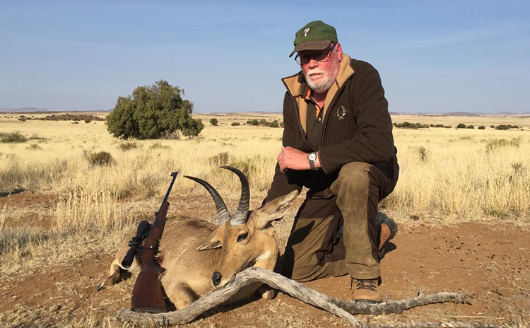 Mountain Reedbuck Hunting Gallery