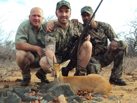 Steenbuck Hunting Gallery